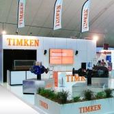 Timken exhibition stand