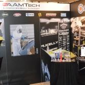 AAMTech Stand - Auckland