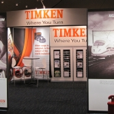 Timken exhibition stand