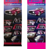 Pull Up Banner with pre-print proof