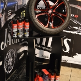 Product demonstration & display stand