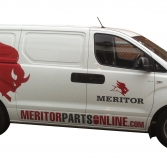 Vehicle corporate branding and promotions