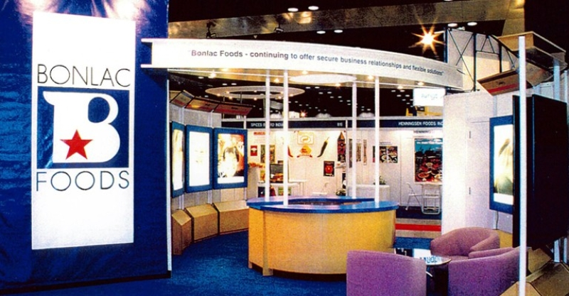 Blast from the Past – Bonlac Foods stand
